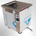 ultrasonido maquina para lavar los artefactos de gafas la maquina de12cabezas de limpieza el cotigo GDS-1012 sentado en la mesa
