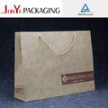 guangzhou reciclado de color marrón de la boda linda bolsa de papel
