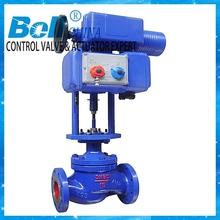 actuadores eléctricos de modulación de la manga del termostato de control de gas de la válvula