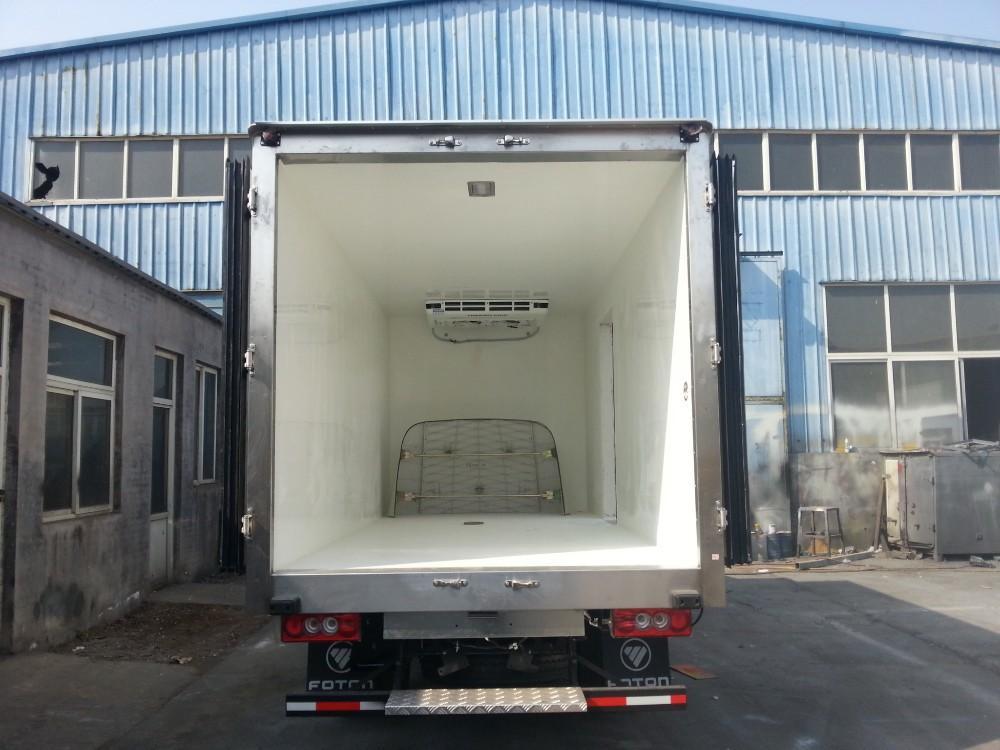 Thermos Insulation Truck Body Panel CKD Fridge