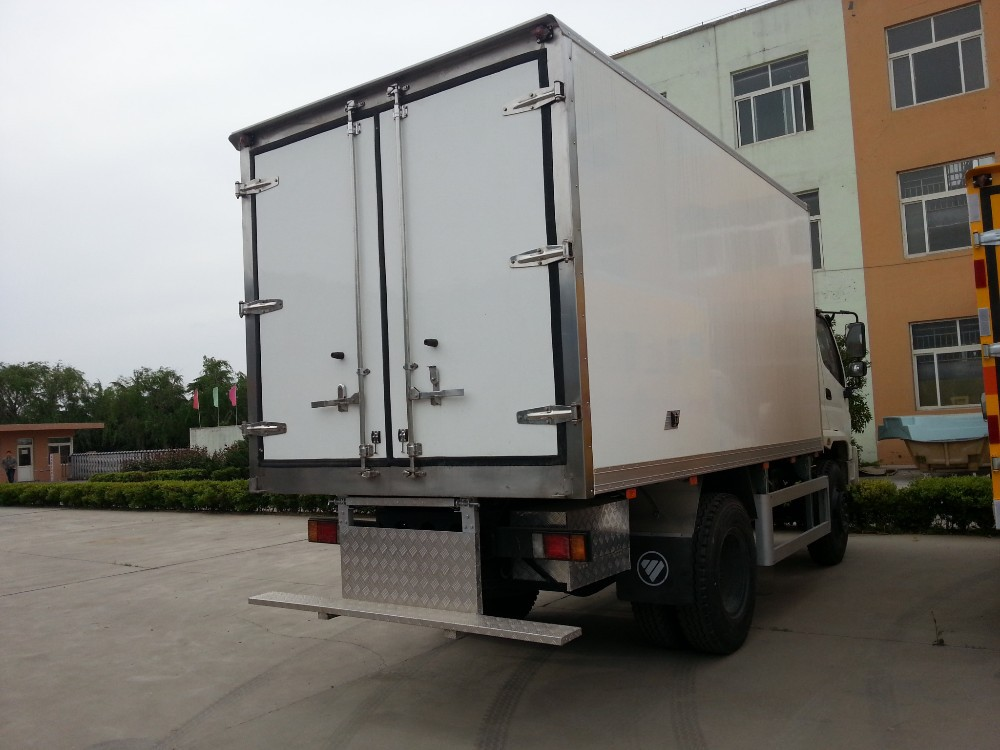 Foton Big Cargo Truck Lorry Truck 4x2 Prime Mover With