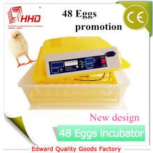 incubadora 2014 más nuevo CE aprobó la oferta 132 codornices máquina de pollo