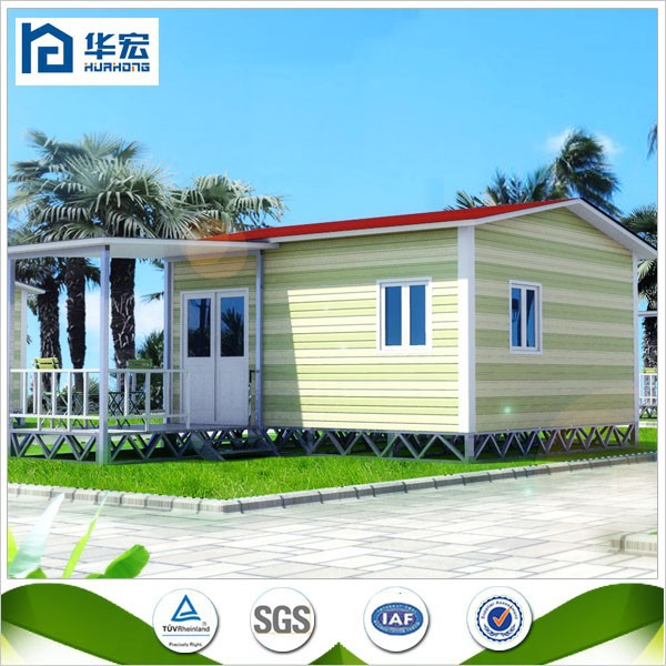 Elegant building low cost luxury modern modular one for Panel homes prices