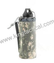 Propiedades de durabilidad de las bolsas de botella, bolsas botella de agua, camuflaje bolsa de botella