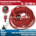 Europe VDE waterproof plug VDE 2 pin plug