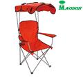 venta de 2015 populares silla de camping plegable con dosel