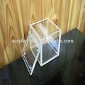 hecho en china tronco de acrílico transparente