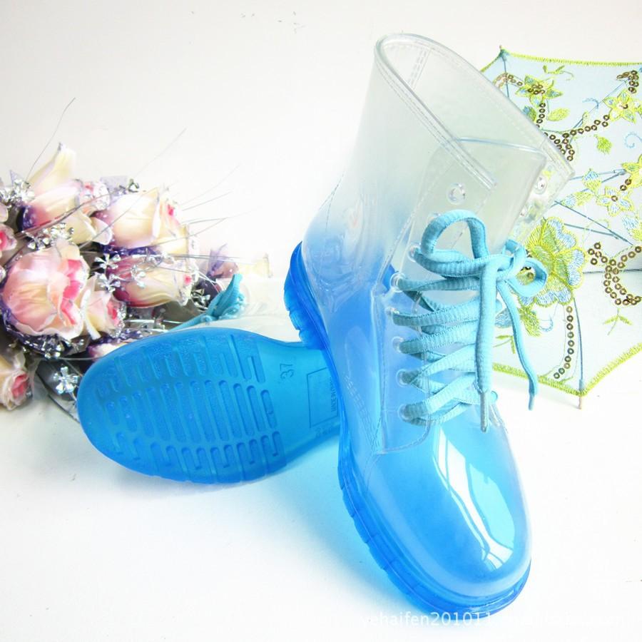 Женские ботинки Rainboot