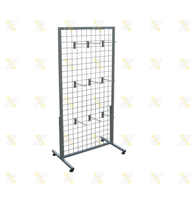 Mobile double c t s m tallique d corative grille treillis - Redes para colgar altavoces ...