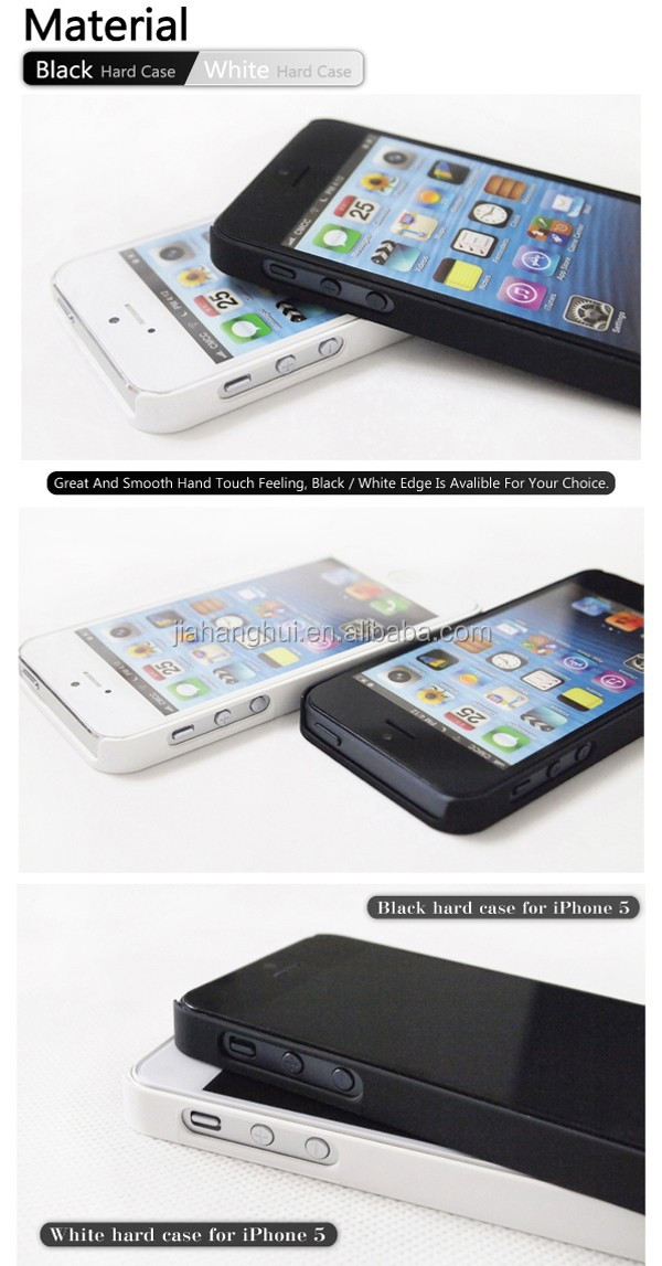 Simple logo sublimation case for iphone 4 phone case oem free sample