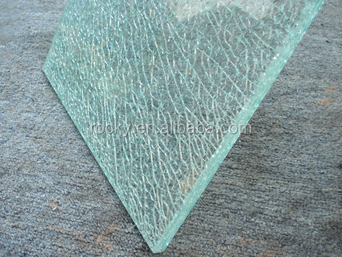 haute qualit tremp verre bris table cracked verre verre. Black Bedroom Furniture Sets. Home Design Ideas