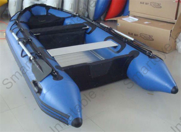 China inflatable boats with electric motor