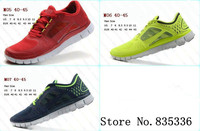 Мужские кроссовки Free run shoes 5 men NEW barefoot running shoes Free run 3 5.0 sports shoes colors cheap