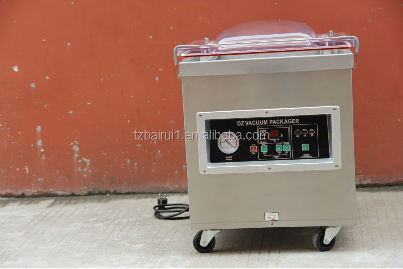 DZ-400 Low type Single chamber food Vacuum sealer