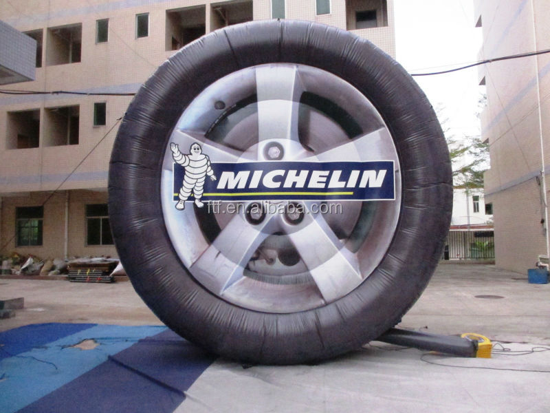 Hot Sale Inflatable Tire,Promotional InflatableTire