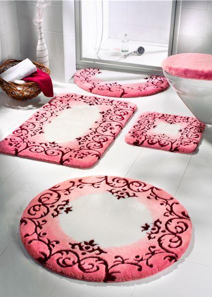 drle acrylique tapis de bain ensemble - Tapie Salle De Bain Aliexpress