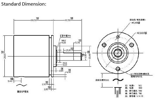 2014 new products hall effect current sensors absolute