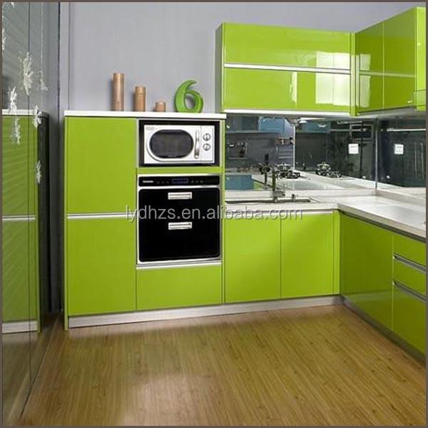 Kitchen Cabinet Doors Acrylic: Modular Kitchen Cabinet Acrylic Door Panel