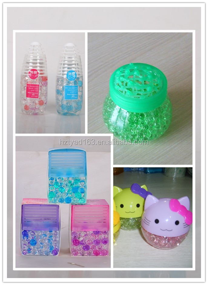 crystal gel beads air freshener