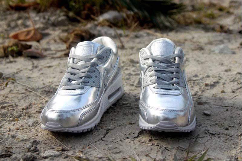 Брендовые кроссовки золото и серебро мода кроссовки мужчин и женщин тренер обувь