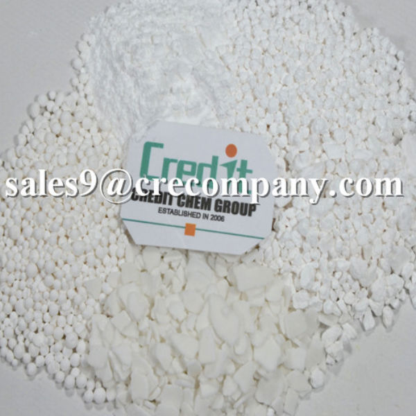 hardness increaser calcium chloride for pools water treatment