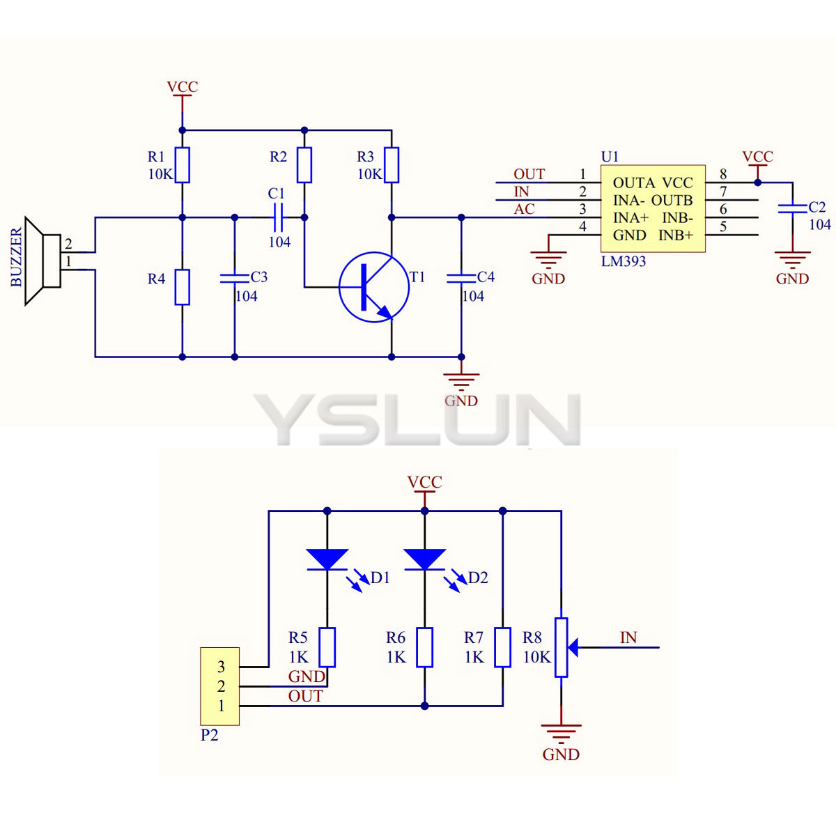 LM393 Sound Detection Sensor Module Sound Sensor