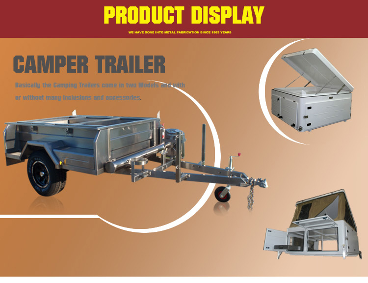 Kindle Professional Heavy Duty Aluminum Car Trailer Buy