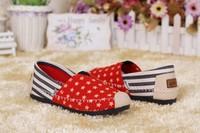 Женская обувь на плоской подошве JM ,