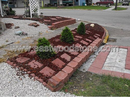 Landscaping Gravel At Lowes : Lava landscape rock lowes stone blocks buy