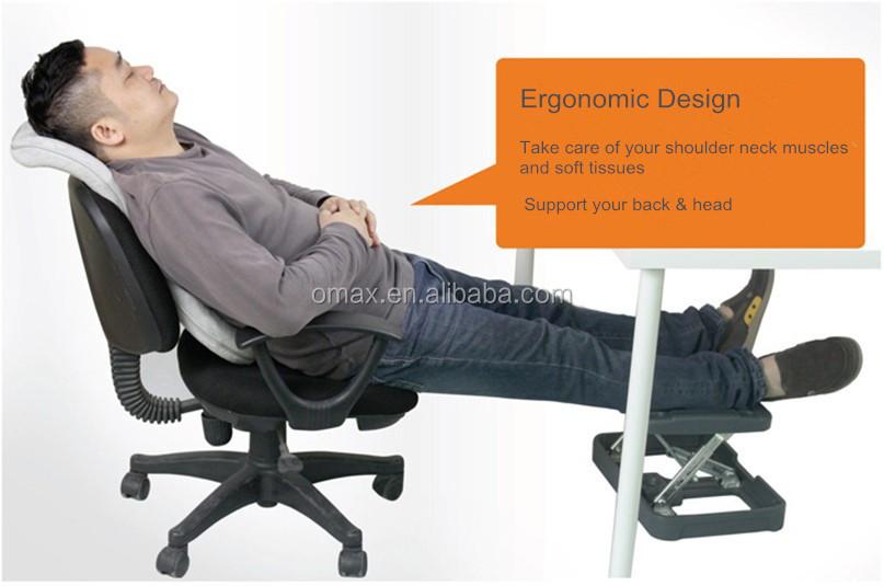 Omax Foot Massage Support Under Desk Foot Supporter Buy