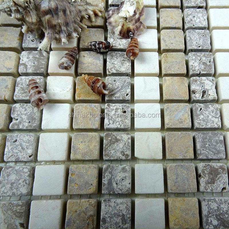 Badkamer Tegels Geel : Badkamer mozaiek tegels ontwerp geel wit beige