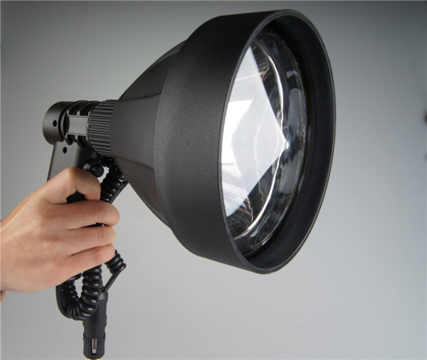 rechargeable battery operated cree torch handheld 12v. Black Bedroom Furniture Sets. Home Design Ideas