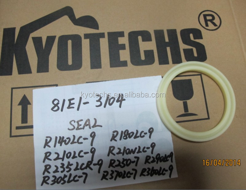 81E1-3104 SEAL R140LC-7 R180LC-9 R210LC-9 R210NLC-9 R235LCR-9 R240-7 R290LC-9 R305LC-7 R370LC-7 R360LC-9 SEAL.jpg