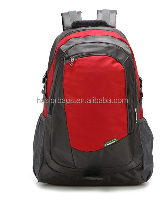 Wholesale Leisure Sports Backpack with laptop pockets from China Manufacturer