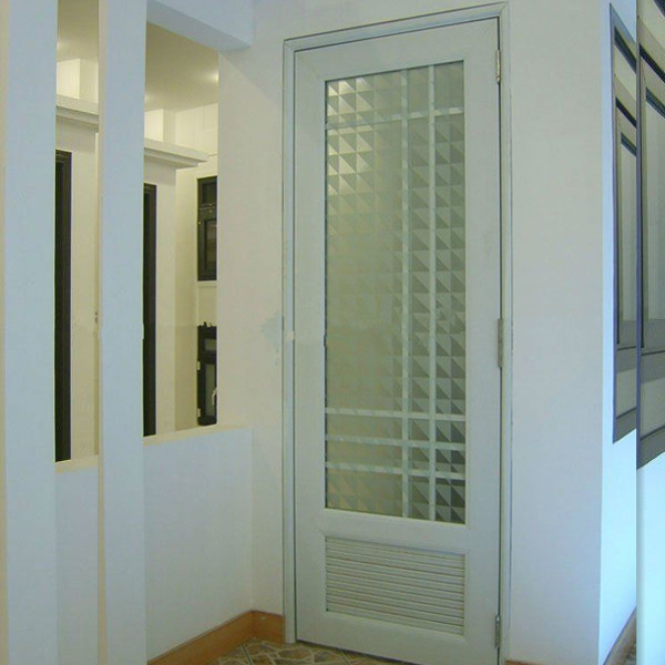 Foshan Cheap Pvc Bathroom Door Design View Pvc Bathroom Door Wanjia Product Details From
