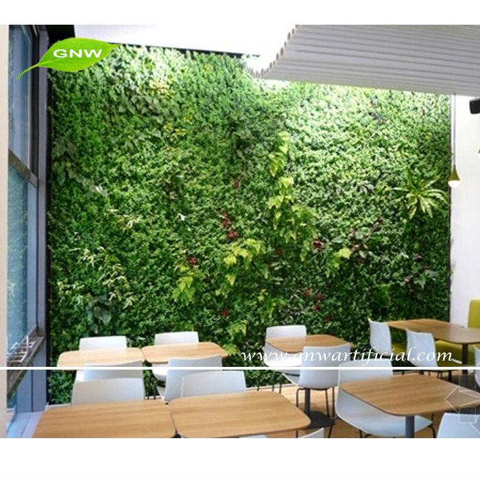 Gnw glw016 jardim vertical parede verde plantas de for Carpa para jardin home depot