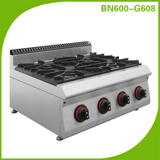 Countertop Gas Stove And Oven : Restaurant Counter Top Kitchen Equipment Used Gas Range Stove,Griddles ...