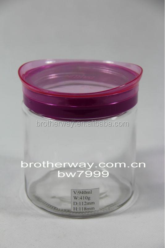 1 Gallon sun tea glass jar