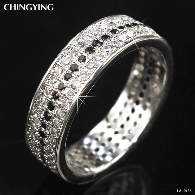 Tension Wedding Band