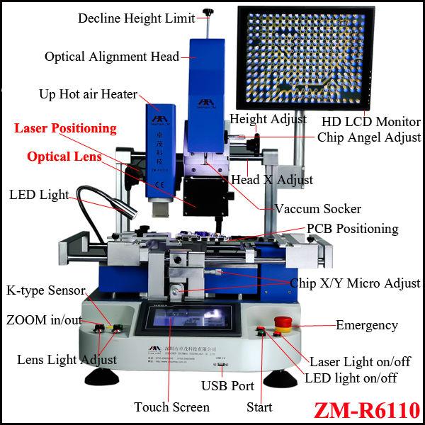 machine repair parts