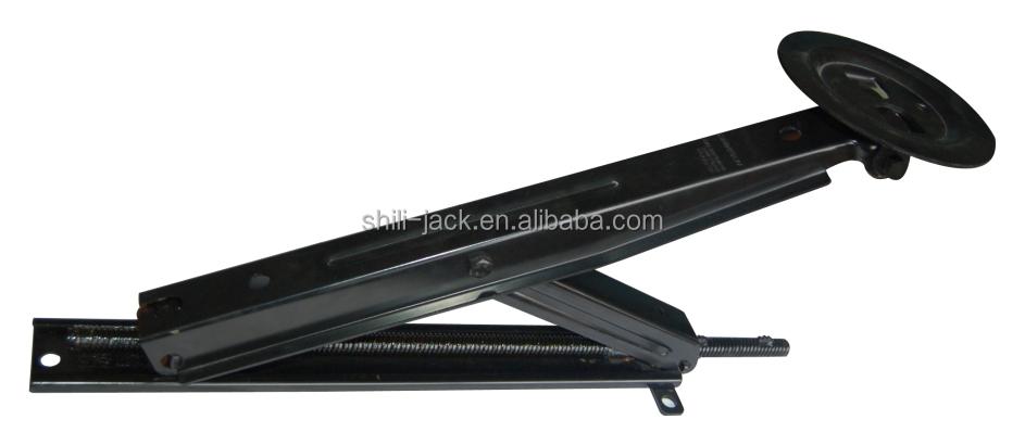 ST-150E 450KG Mechanical Jack, Racing Car Jack, Black Jack