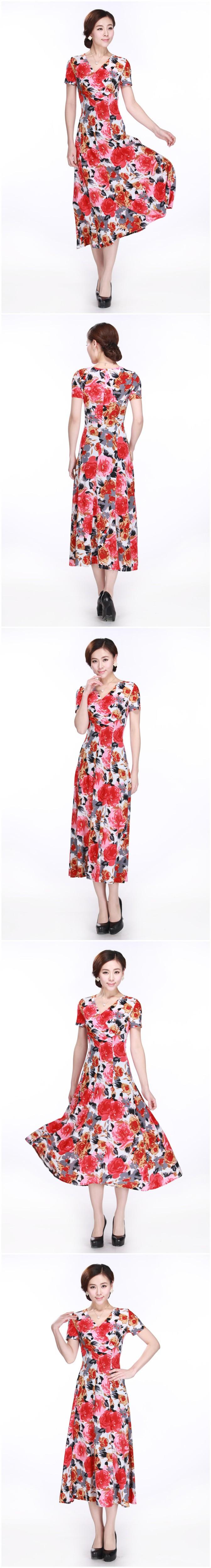 Женское платье BEN B050614 XXXXL