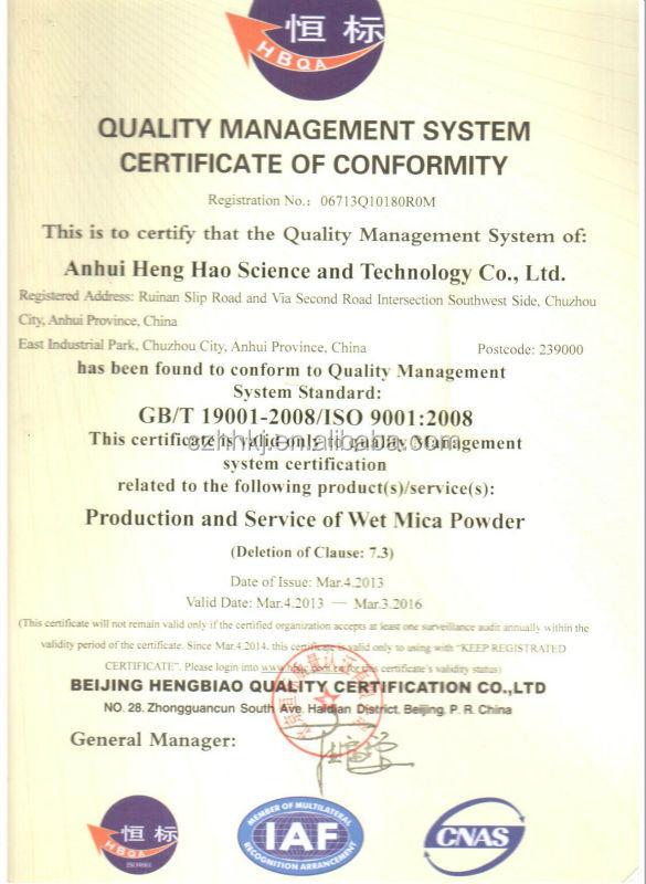 ISO 9001 E