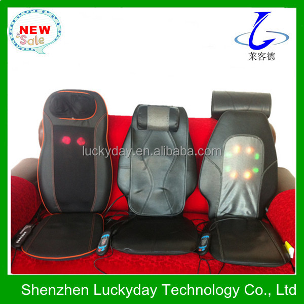 New arriving super silent massaging cushion for personal massager
