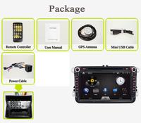 Автомобильный DVD плеер 8/, DVD/vw passat/jetta/Amark/skoda, GPS, FM /Am