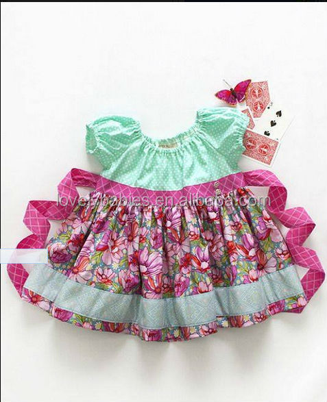 Fashion Design Crochet Baby Kids Dress Knitting Patternchildren