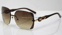 Женские солнцезащитные очки Ou ping 6813 8909