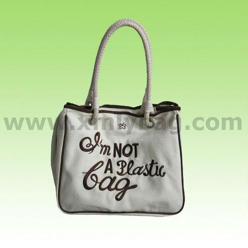 High Quality Cotton Shopping Bag,Nature Cotton Bag,Canvas Tote Bag