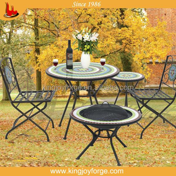Kingjoy garden Color Mosaic Patio Set Furniture Buy