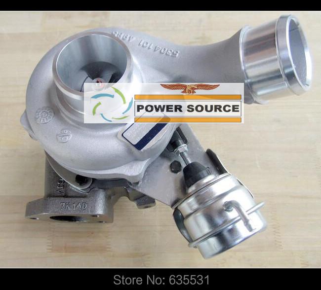 BV43 K03 53039880144 53039880122 28200-4A470 Turbocharger For KIA Sorento 2.5L CRDi 2001-06 Hyundai D4CB Euro 4 125KW 170HP